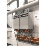 Commercial Tankless System - Wall Hung