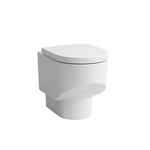 SONAR Floorstanding WC 'rimless', washdown, without flushing rim, outlet horizontal/vertical