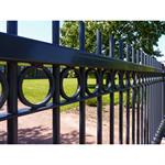 clôture à barreaux lancio - jumila