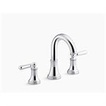 capilano® widespread bathroom sink faucet