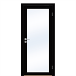 Interior Door Superior Format 7531 Single
