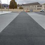 beton drainant / pervious concrete -  chryso®easydrain