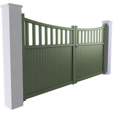 harmony line - ribe swinging gate model
