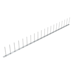 stainless steel spikes welded, 1-row