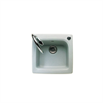 BEVERLY 500 Single bowl kitchen sink
