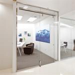 interior glass walls pure® series 836-551