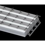 NPS® AIRFLOOR™ self-bearing composite slab with airpop footing