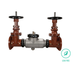 "350AST Double Check Backflow Preventer, 2-1/2"" to 10"", Lead-Free*"