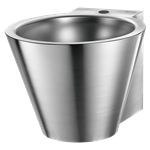 121180 mini baila wall mounted washbasin