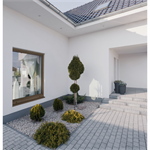 fixed pvc window carlis.j - renovation