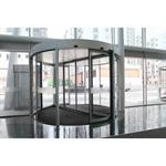 revolving door, ktc2 automatic curtain-panel