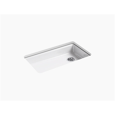 "Riverby® 33"" x 22"" x 5-7/8"" under-mount single-bowl kitchen sink"