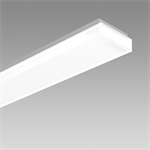 purelite led ceiling and wall mounted 3000k l2131 mm
