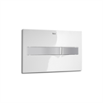 IN WALL PL2 DUAL - Dual flush operating plate for concealed cistern