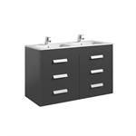 DEBBA 1200 Base unit w/ 6 drawers and basin