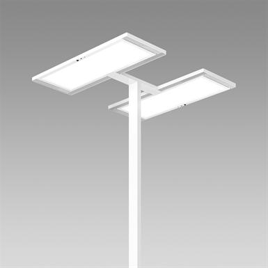 Lightpad LED Freestanding 3000K Europe Two Head CCMH2000 mm