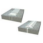 système d'étanchéité hautes performances pour joints, fissures et reprises de bétonnage