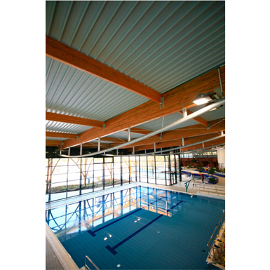 O'TOP® , Waterproofing without fixings for metal substrates
