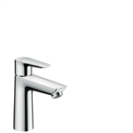 Talis E Single lever basin mixer 110 with pop-up waste set 71710000