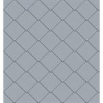 bardeaux carrés façade (325 mm x 325 mm, prepatina clair)