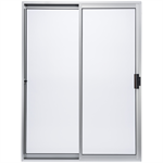 "Standard Aluminum Sliding Doors, 2, 3 or 4-Panels, 5' 0"" to 16' 0"" Window Width, 6' 8"" to 8' 8"" Window Height"