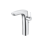 INSIGNIA High-neck basin mixer pop-up waste, Cold start