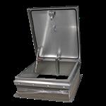 JL Industries | Roof Hatch Aluminum | RHDA Diamond Series