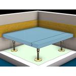 f181.de knauf integral gifafloor sheet-panelled access floors single-layer gifafloor fhb