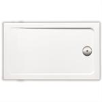 flight - rectangular shower tray - 120 x 90cm