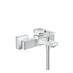 Metropol Single lever bath mixer for exposed installation with loop handle 74540000