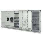 alpha 3200 lv switchboard - single front - complete set