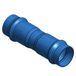 PN16 PVC-O Coupler ecoFITTOM®  fitting