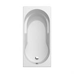 HELENA 1600x750 rectangular bathtub