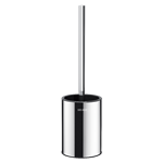 4048p  wall-mounted toilet brush set  polished stainless steel