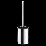 4048p  wc-bürstengarnitur für wandmontage edelstahl hochglanzpoliert