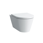 KARTELL BY LAUFEN Wall-hung WC, washdown