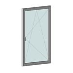 STRUGAL S53RP+ Window (One-Leaf)