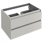 parallel - base unit 80 cm, 2 drawers
