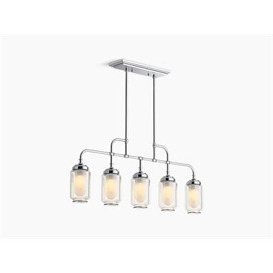 Artifacts® Five-light linear
