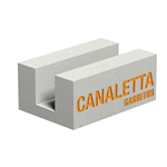 Blocchi canaletta Gasbeton® Evolution