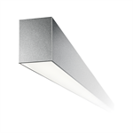 spaceline suspended luminaire for daisy chaining
