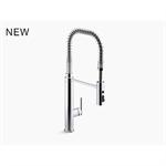 purist® semiprofessional kitchen sink faucet