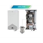 etiKa Evo mod. C - Condensing boiler for only heating