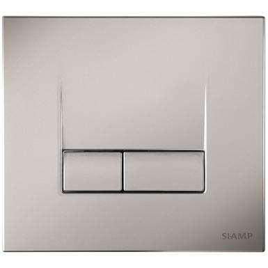 smart flush plate