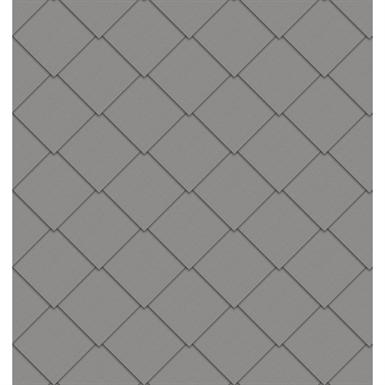 Bardeaux carrés Façade (325 mm x 325 mm, artCOLOR skygrey)