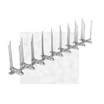 flex-spikes, without adhesive tape, 1 unit = 32 pcs.
