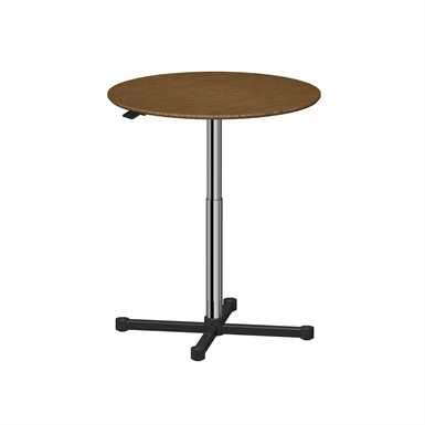 breakout table height adjustable ø900 mm