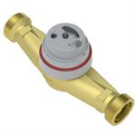 JS130 16 -NK; -NKP MASTER+ Vane-Wheel Single-Jet Dry Water Meter