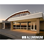 Series 451 & IT451 Center Glaze Storefront Systems