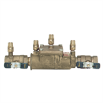 Bronze Double Check Valve Assemblies - 2000B